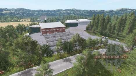 Eslovaquia para Farming Simulator 2017