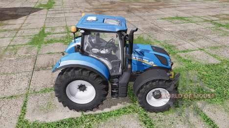New Holland T6.165 para Farming Simulator 2017