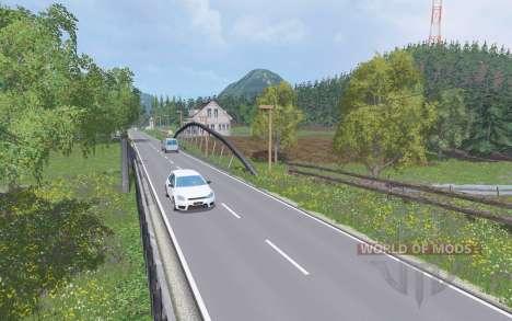 Wild Creek Valley para Farming Simulator 2015