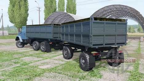 4331 ZUMBIDO para Farming Simulator 2017