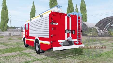 KamAZ 43253 para Farming Simulator 2017