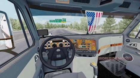 Freightliner Cascadia Raised Roof 2007 para American Truck Simulator
