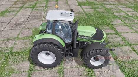 Deutz-Fahr Agrotron X720 para Farming Simulator 2017