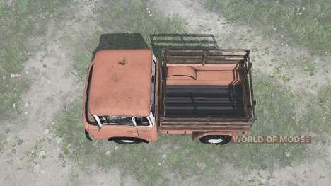 Jeep FC-150 para Spintires MudRunner