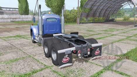 Mack B61 para Farming Simulator 2017