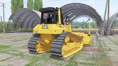 Caterpillar D6N LGP v3.1 para Farming Simulator 2017