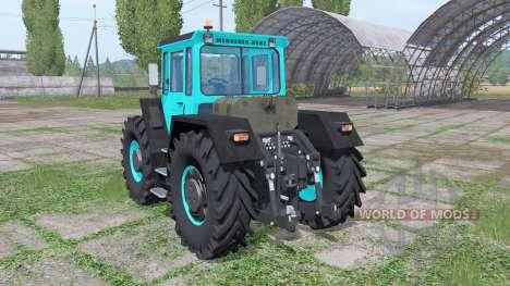Mercedes-Benz Trac 1800 para Farming Simulator 2017