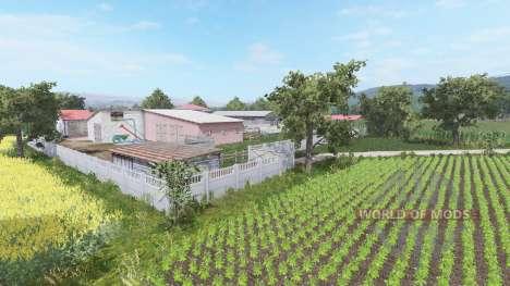 Adikomorowo para Farming Simulator 2017