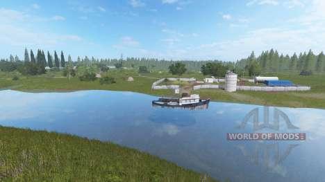 Así como kuray para Farming Simulator 2017