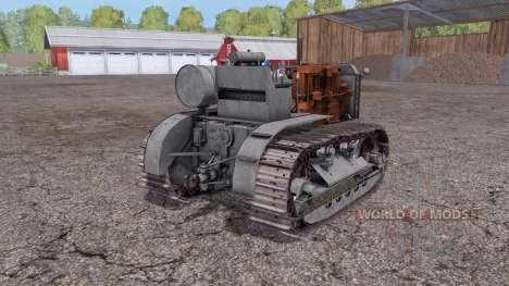 Stalinets 60 para Farming Simulator 2015