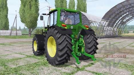 John Deere 6430 Premium para Farming Simulator 2017