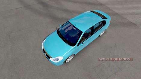Renault Symbol para Euro Truck Simulator 2