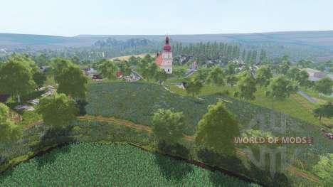 Agra Sanov para Farming Simulator 2017