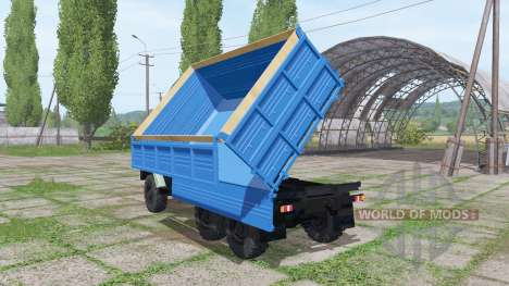 4334 ZUMBIDO para Farming Simulator 2017