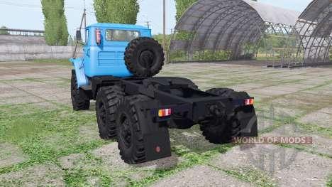 Ural 4420 para Farming Simulator 2017