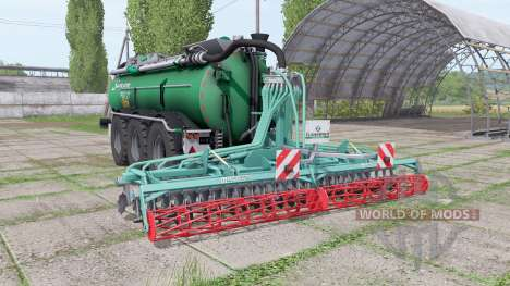 Samson PG II 27 para Farming Simulator 2017