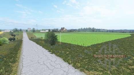 Baldachino para Farming Simulator 2017