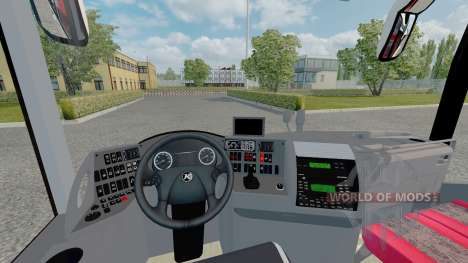 Setra S 431 DT para Euro Truck Simulator 2