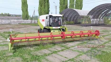 CLAAS Lexion 600 para Farming Simulator 2017