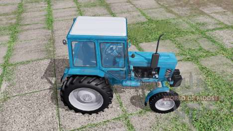 MTZ 80 Bielorrusia para Farming Simulator 2017