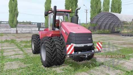 Case IH Steiger 370 para Farming Simulator 2017