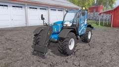 New Holland LM 7.42 rear hydraulics para Farming Simulator 2015