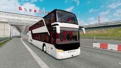 Setra S 431 DT 2003 para Euro Truck Simulator 2
