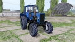 MTZ 82 Belarús dinámica de las mangueras para Farming Simulator 2017