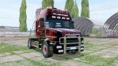 Scania T164 Tribal para Farming Simulator 2017