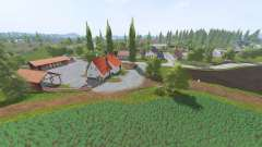 Irgendwo in Thuringen v2.0 para Farming Simulator 2017