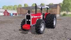Massey Ferguson 2680 Sincro Turbo para Farming Simulator 2015