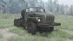 Ural 44202-31 para MudRunner