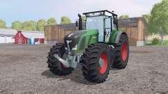 Fendt 936 Vario SCR forest edition para Farming Simulator 2015