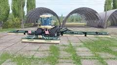 Krone BiG M 500 wide v3.0 para Farming Simulator 2017