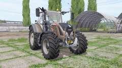 Fendt 720 Vario loader mounting para Farming Simulator 2017