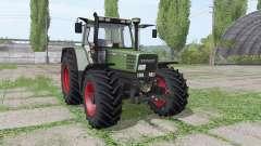 Fendt Favorit 515C Turbomatic Continental para Farming Simulator 2017