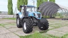 New Holland T7030 para Farming Simulator 2017