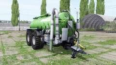 JOSKIN X-Trem 18500 TS para Farming Simulator 2017