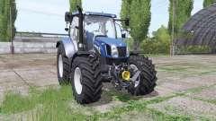 New Holland Т6.160 para Farming Simulator 2017