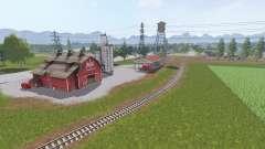 Goldcrest Valley edited para Farming Simulator 2017