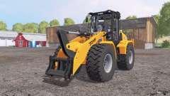 Case 721F v2.0 para Farming Simulator 2015