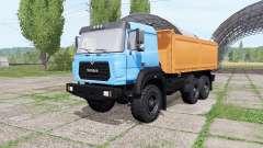 Ural 5557-82M v1.1 para Farming Simulator 2017