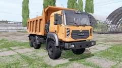 Ural 5557-82M para Farming Simulator 2017