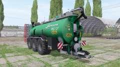 Sansón PG II el 27 de Göma para Farming Simulator 2017