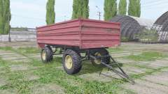Zmaj 489 old para Farming Simulator 2017