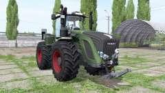 Fendt T Vario green para Farming Simulator 2017