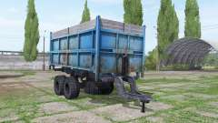2ПТС 9 para Farming Simulator 2017