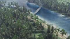 Viaje al río Olenka 2 para Spin Tires