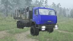 KamAZ 65115 para MudRunner