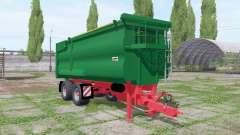Kroger Agroliner MUK 303 para Farming Simulator 2017